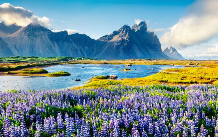 prekrasna priroda na Islandu